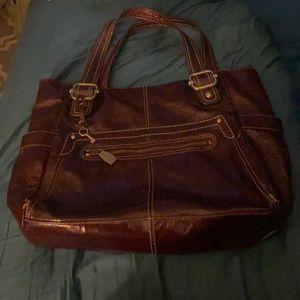 Fossil big purse!